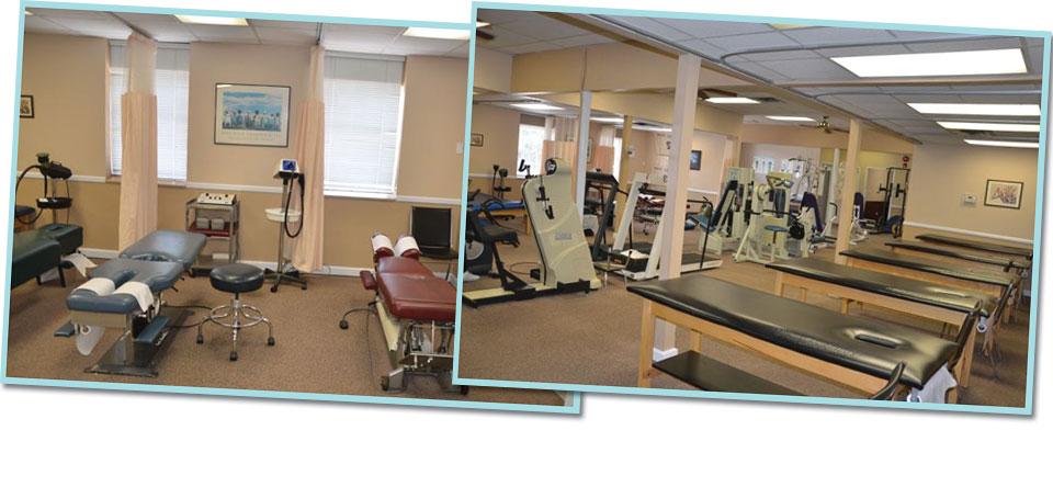 Chiropractic Rooms